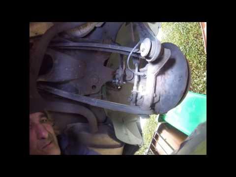 Как поменять задние втулки стабилизатора ford mondeo
