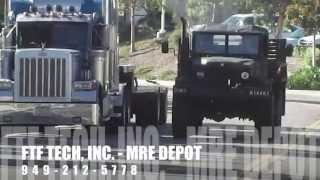 getlinkyoutube.com-M35A2 Military Deuce and a Half with Winch from MREdepot for sale on eBay