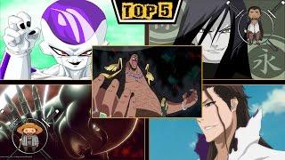 getlinkyoutube.com-أحقر خمس شخصيات شريرة في الأنيمي  Top 5 Anime villains