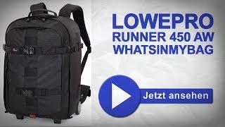 getlinkyoutube.com-Was ist in meiner Fototasche - Lowepro Runner 450AW - Marcusfotos.de