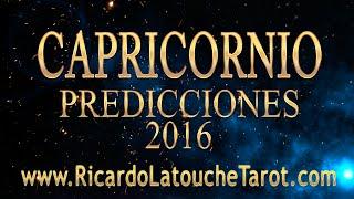getlinkyoutube.com-Video Predicciones 2016 CAPRICORNIO Horoscopo   Ricardo Latouche Tarot