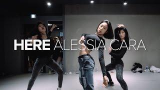 getlinkyoutube.com-Here - Alessia Cara / Lia Kim Choreography