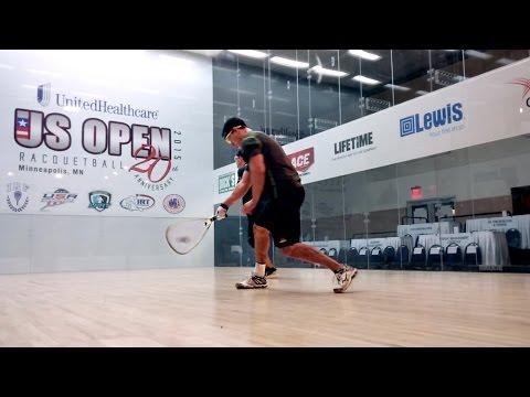 Majeed Shahin 2015 Racquetball US Open