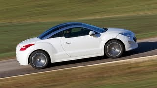 getlinkyoutube.com-Einzeltest Peugeot RCZ