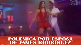 getlinkyoutube.com-Esposa de James Rodríguez en la polémica - En Corto - Teleamazonas