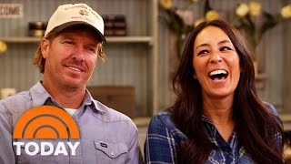 getlinkyoutube.com-Chip And Joanna Gaines On Their Dreams, How They Got Their Start (Full Interview) | TODAY