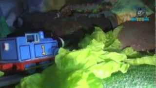 Thomas the tank Engine: The Secret Island (2008) Part 4