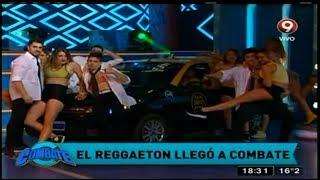 """""""Duelo de baile: reggaeton"""" (17-09-2015)"""