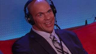 getlinkyoutube.com-The Iron Sheik makes Kurt Angle humble on The Howard Stern Show