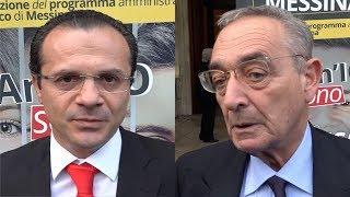Elezioni Regionali 2017 Intervista Cateno DeLuca e Carlo Taormina - www.canalesicilia.it