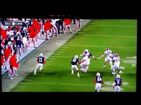 Alabama vs Auburn Crazy Last Second Play for The Win!!! Auburn Beats Alabama!