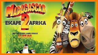 getlinkyoutube.com-Madagascar 2 Escape to Africa - Madagascar 3 Full Movie Game Part 1 - Madagascar