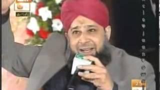 getlinkyoutube.com-New Complete  Kalam Of Owais Raza Qadri  Huzoor Jante Hain  at Eidgah Sharif 10/11/2012