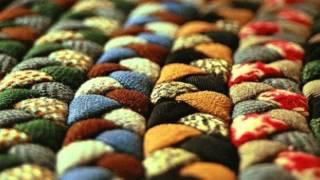 getlinkyoutube.com-How To Make A Braided Wool Rug