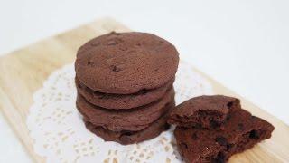 getlinkyoutube.com-[The스쿱] #03.촉촉한 초코칩쿠키 만들기 (Moist chocolate chip cookies)
