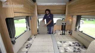 getlinkyoutube.com-The Practical Motorhome Swift Escape 696 review