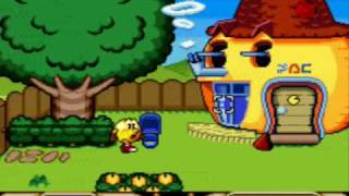Let's Play Pac Man 2: The New Adventures 01 - Pack it up