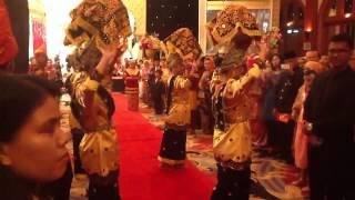 getlinkyoutube.com-Resepsi Pernikahan Minang Siti - Denis
