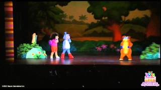 getlinkyoutube.com-Dora the Explorer LIVE! - Sizzle
