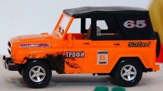 getlinkyoutube.com-Video divertenti - jeep e auto giocattolo nelle mani di un clown Dima