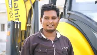 Mahindra EarthMaster VX Backhoe Loader |Testimonial of Mr. Gautam Anare