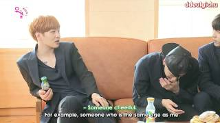 getlinkyoutube.com-[ENG SUB] WGM Sungjae & Joy Unaired Clip (Episode 6)
