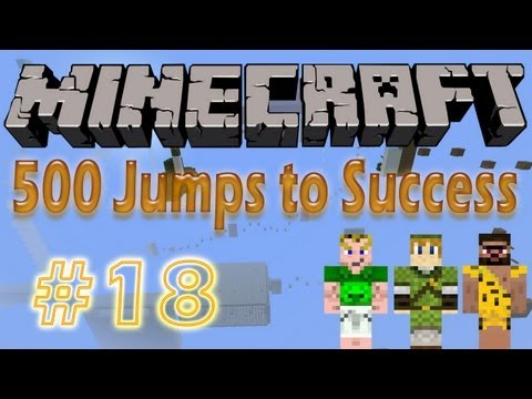 Let's Play Minecraft Adventure-Maps [Deutsch/HD] - 500 Jumps to Success #18