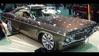 "getlinkyoutube.com-65 Impala ""The Imposter"" Foose Design 2015 Ridler Winner"