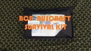 BCB Bushcraft Survival Kit
