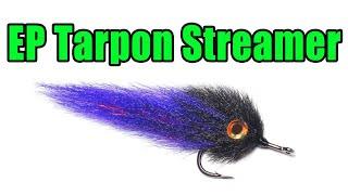 getlinkyoutube.com-EP Tarpon Streamer Fly Tying Video Instructions - Enrico Puglisi