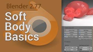 getlinkyoutube.com-Blender Soft Body Basics