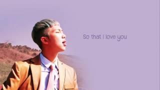 getlinkyoutube.com-BTS Rap Monster x Jungkook – 알아요 (I know) [Color coded Han|Rom|Eng lyrics]