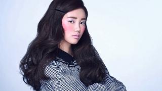 getlinkyoutube.com-Snow White makeup - 백설공주 메이크업