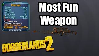 getlinkyoutube.com-Borderlands 2: Most fun weapon in the game