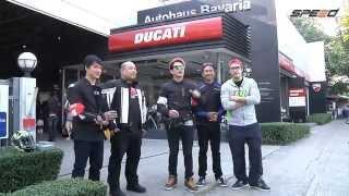 "getlinkyoutube.com-DUCATI Rama3 & Speed Rider Trip  "" THE RED JOURNEY 2015 """