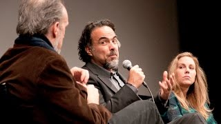 getlinkyoutube.com-The Revenant Q&A | Alejandro G. Iñárritu