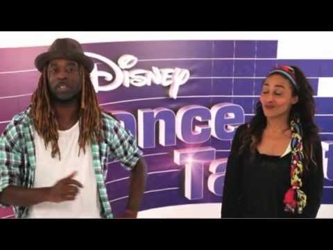 Disney Channel Dance Talents 2013 - Dance Card Intégrale - Philémon&Gaëlle