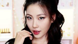 하얀 여우상 데일리 메이크업 White Fox Image Makeup Tutorial l 이사배(Risabae Makeup)