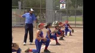 getlinkyoutube.com-Softball Throwing Drills - The Swim Drill