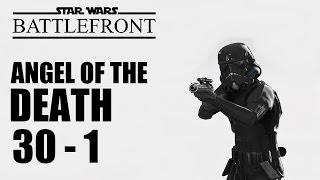 getlinkyoutube.com-Star Wars Battlefront - Angel of the Death (Shadow Trooper Gameplay)