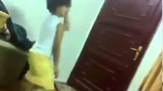 getlinkyoutube.com-رقص بنت ماشاء الله +امي كم اهواها