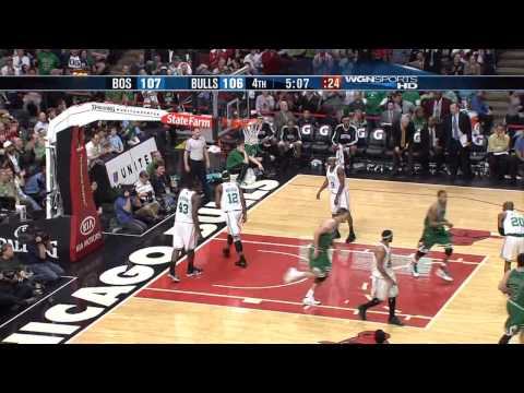 Derrick Rose Highlights vs. Boston Celtics 3/17 HD 720p