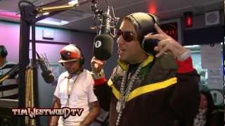 French Montana Tim Westwood Freestyle