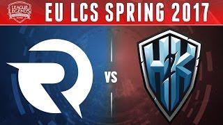 getlinkyoutube.com-OG vs H2K, Game 1 - EU LCS 2017 Spring - Origen vs H2K G1