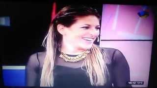 MARIAN García Farjat le tira agua a Ana Luna