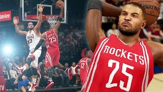 getlinkyoutube.com-NBA 2K15 Next Gen MyCareer #34 - Bulls Twin Towers Get Killed By Half Man, Half Beast!