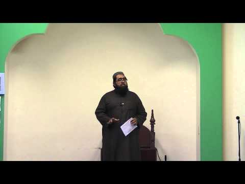 EPIC Masjid, Imam Nadeem Bashir, Taqwa-Love-Peace(Family Series)