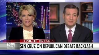 getlinkyoutube.com-Ted Cruz questions liberal Democrats moderating GOP debates