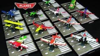 getlinkyoutube.com-New Disney Planes Die-Cast Toys Collection Disney-Store Franz Fliegenhosen
