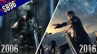 getlinkyoutube.com-Final Fantasy XV - 2006 VS 2016